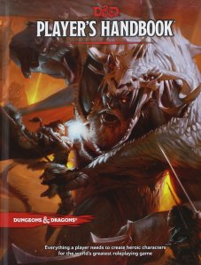 D&D 5th Edition Player's Handbook